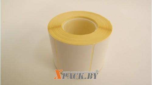 Термоэтикетка ЭКО 40*25 мм мм