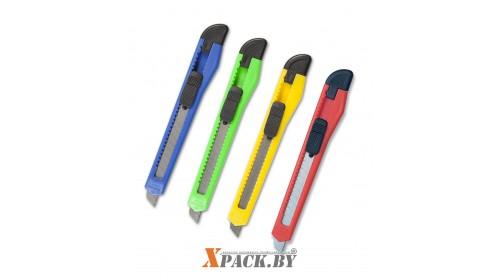 Нож канцелярский BASIC Workmate