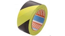 Разметочная лента желто-черная 48мм х 24м